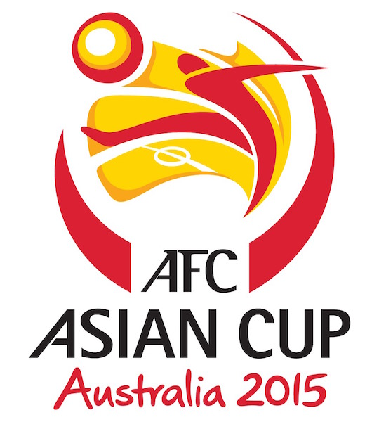 SOCCER: Asian Cup 2015 logo
